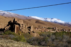 Kasbah, Marokko