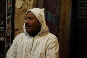 Verkäufer, Marokko