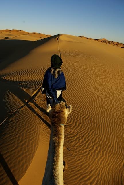 Dunes, Merzouga