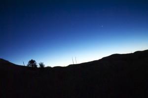 Sonnenaufgang, Sahara