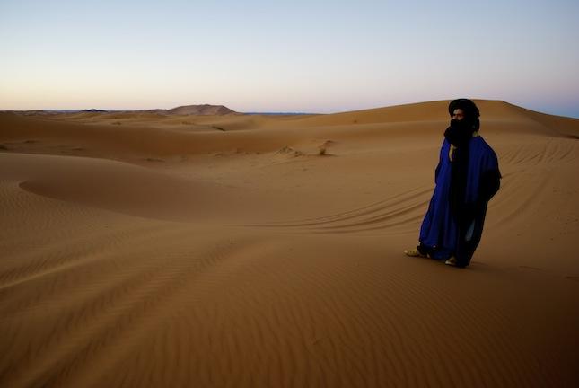 Bedouin, Sahara