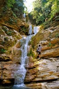 Waterfall, Xilitla, Las Pozas