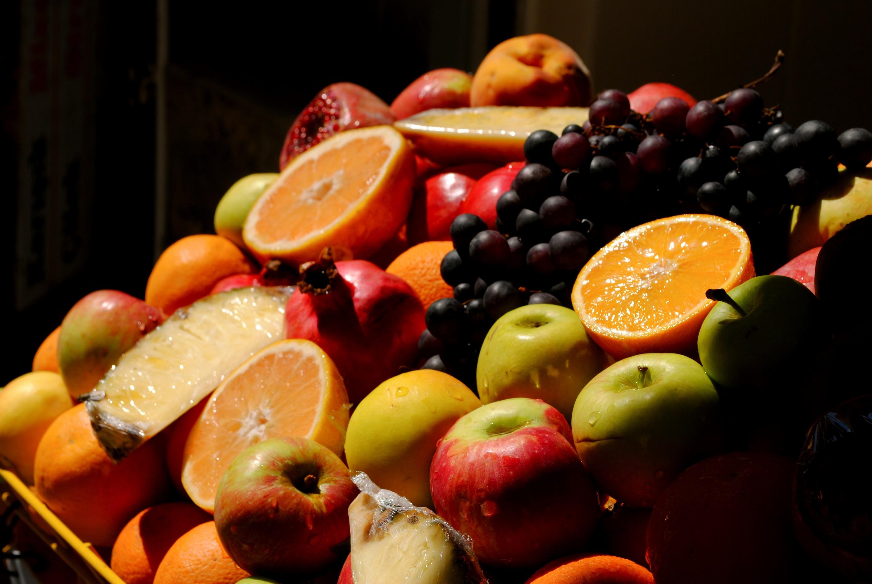 fruit, Istanbul
