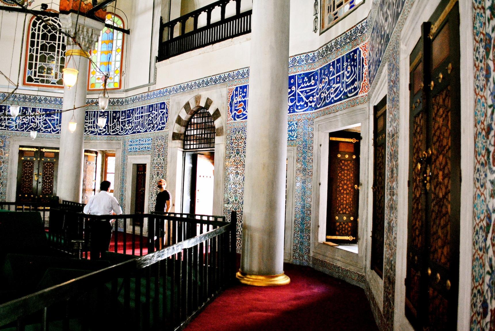 Sultansgrab, Istanbul