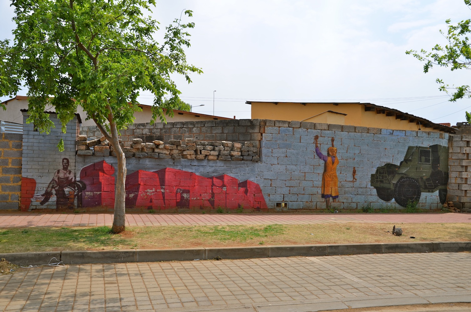 Graffiti, South Africa