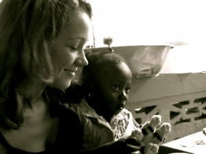 kid, Akoumapé, Togo