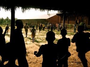 dancing, Akoumapé, Togo