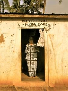 Haute couture, Akoumapé, Togo