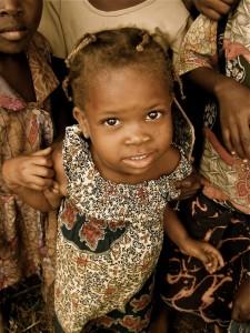 african girl, Akoumapé, Togo