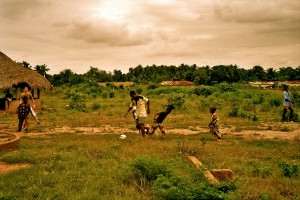 soccer in Togo