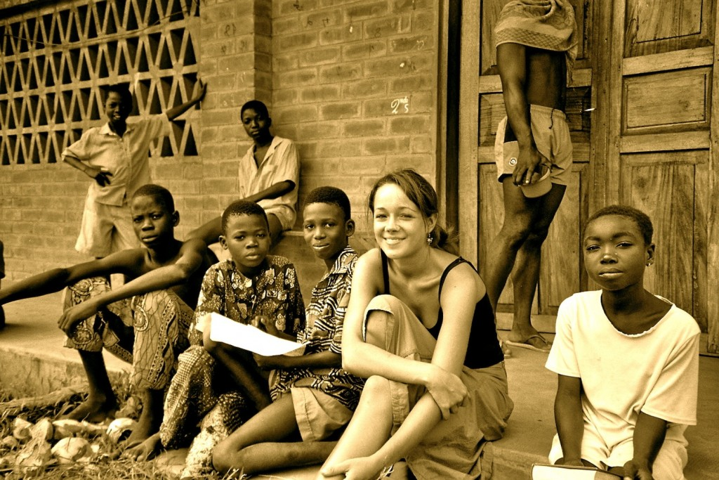 Teaching project, Togo