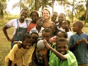 volunteering in Akoumapé, Togo