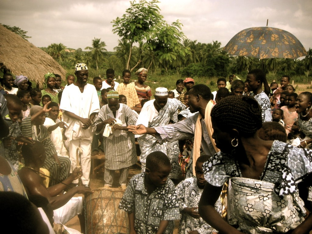 Voodoo Dance, Togo