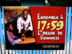 Pub in Togo