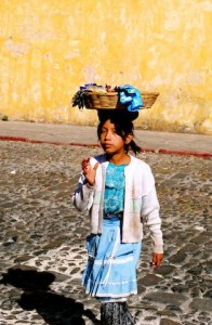 kid, Antigua, Guatemala