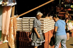 market, antigua
