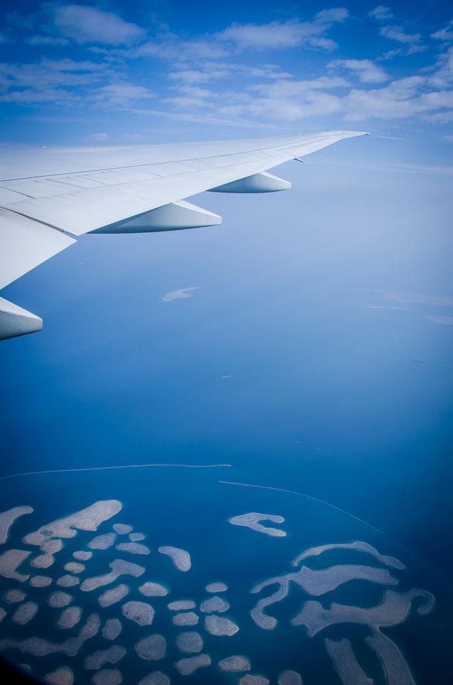 Dubai Flug