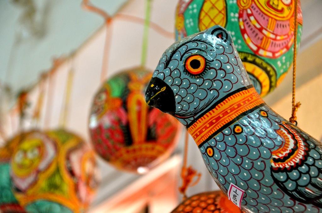 arts and crafts village, india, kerala