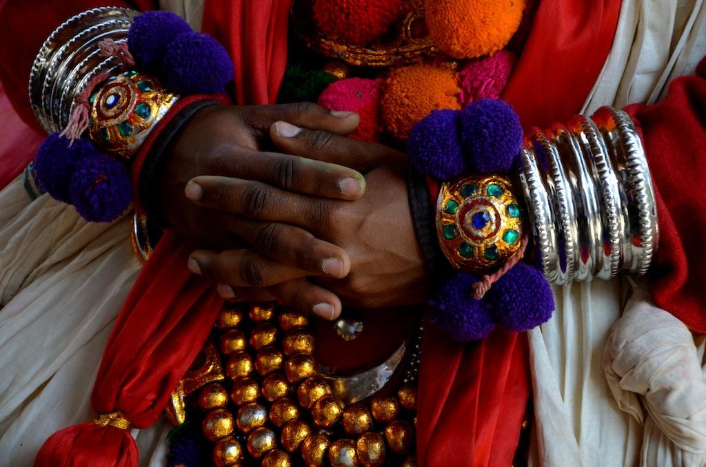 Kathakali Dance, Kerala