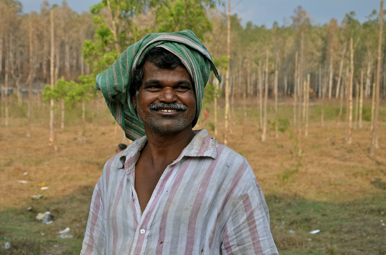Lächeln, Kerala