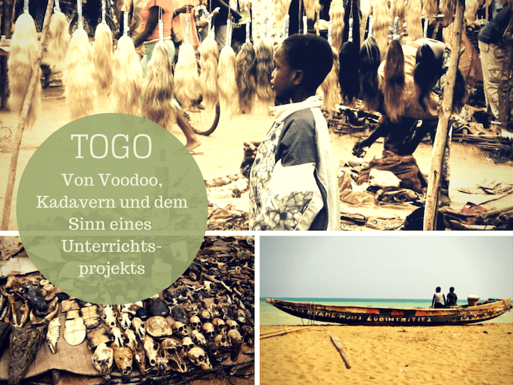 Freiwilligenarbeit Togo