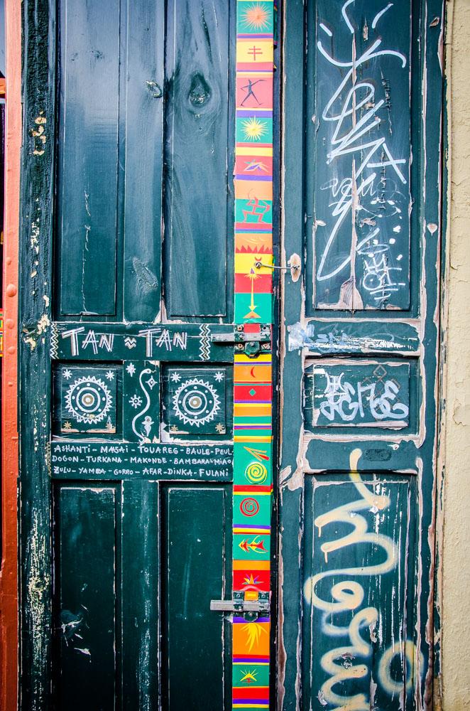 Tür, Madrid