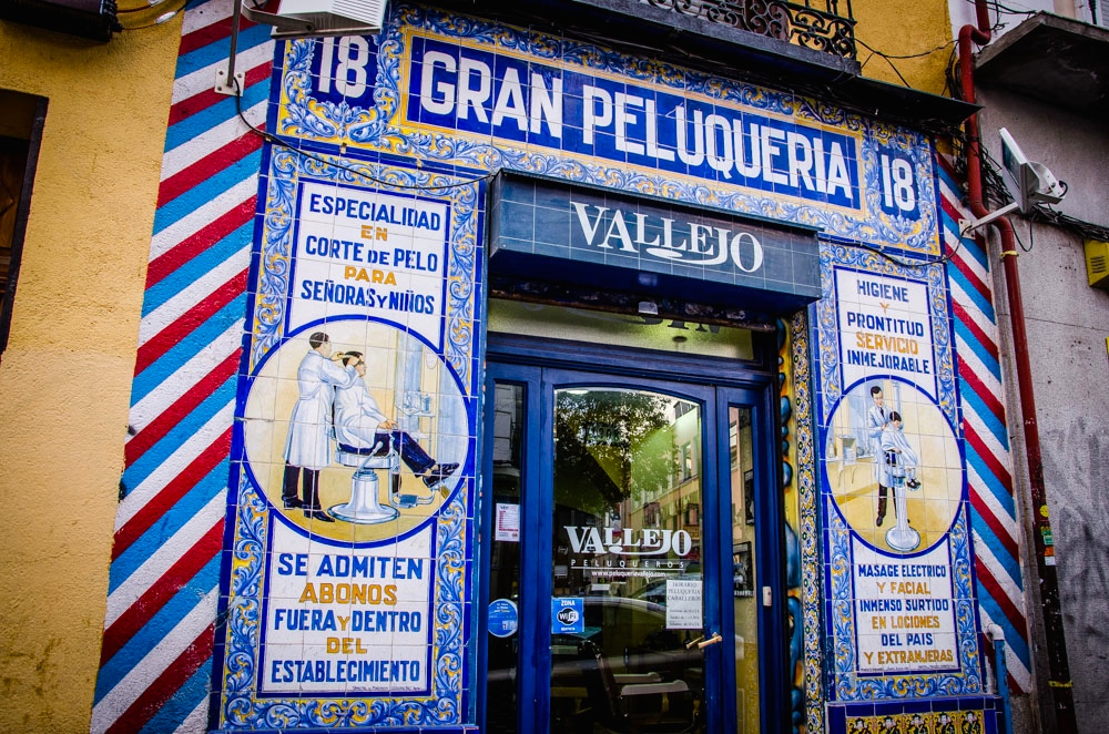 Friseur Madrid
