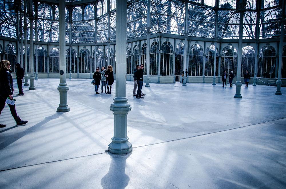 Palacio del Cristal, Madrid