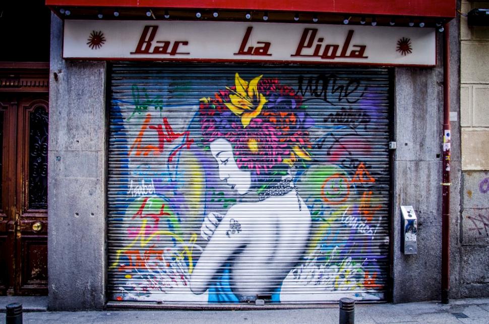 Bar La Piola Madrid