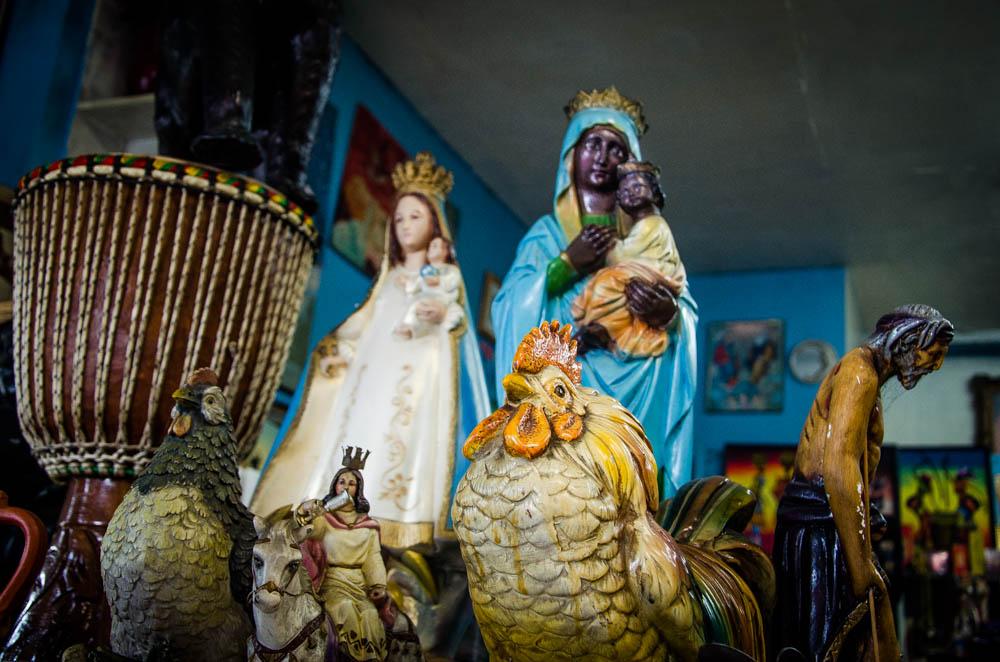 voodoo shop, Miami