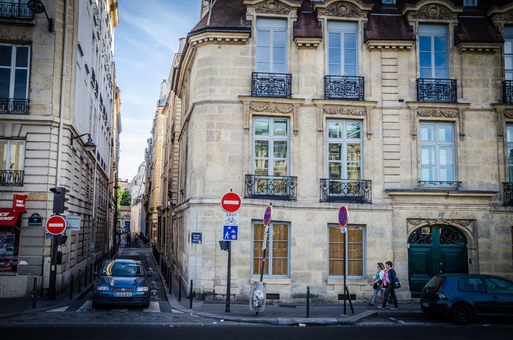 Innenstadt, Paris