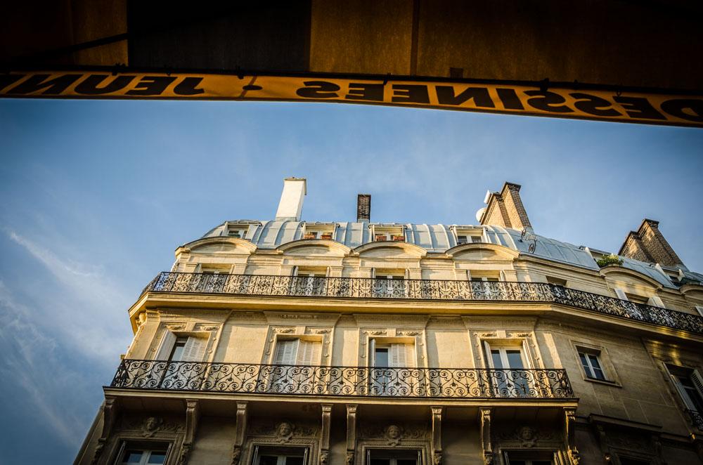Haus in Paris