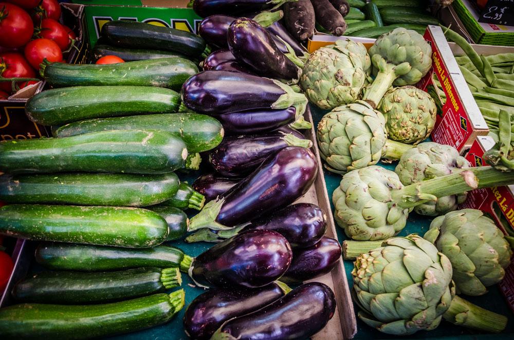 Gemüsemarkt, Paris