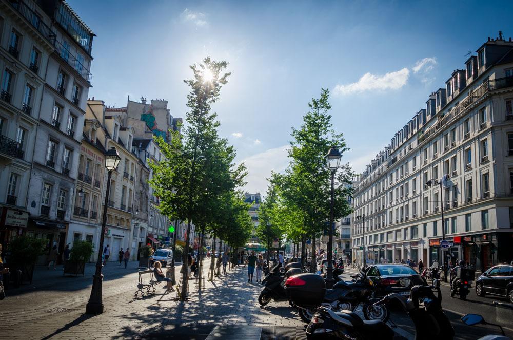 St Paul, Paris