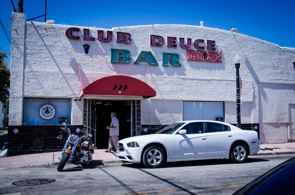 deuce bar, miami