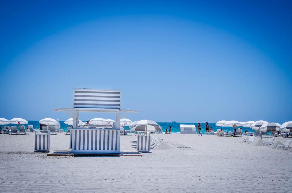 South Beach, hut
