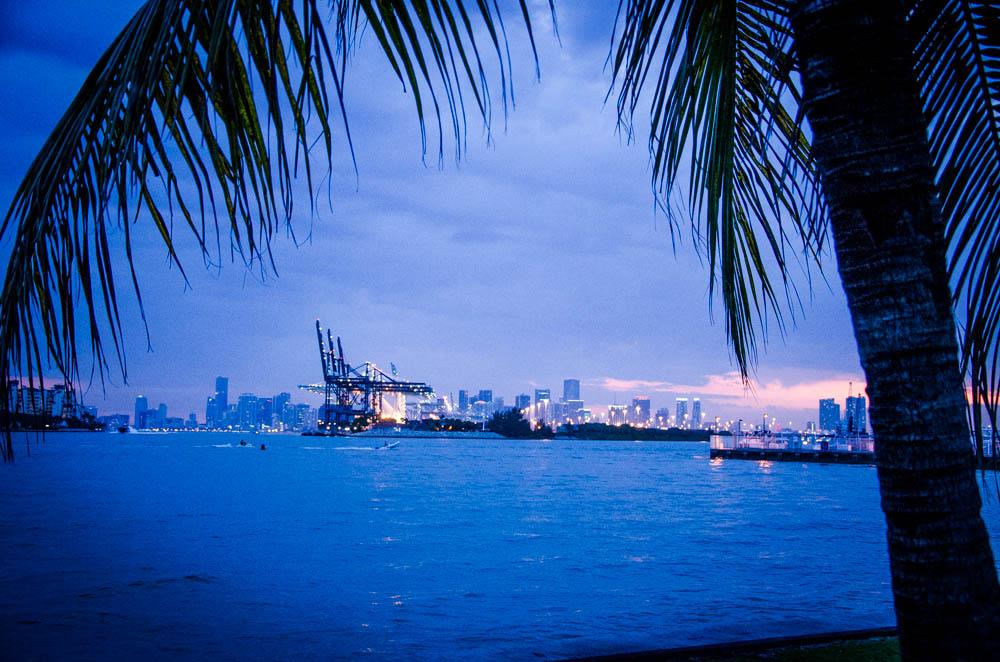 South Point Park, Miami