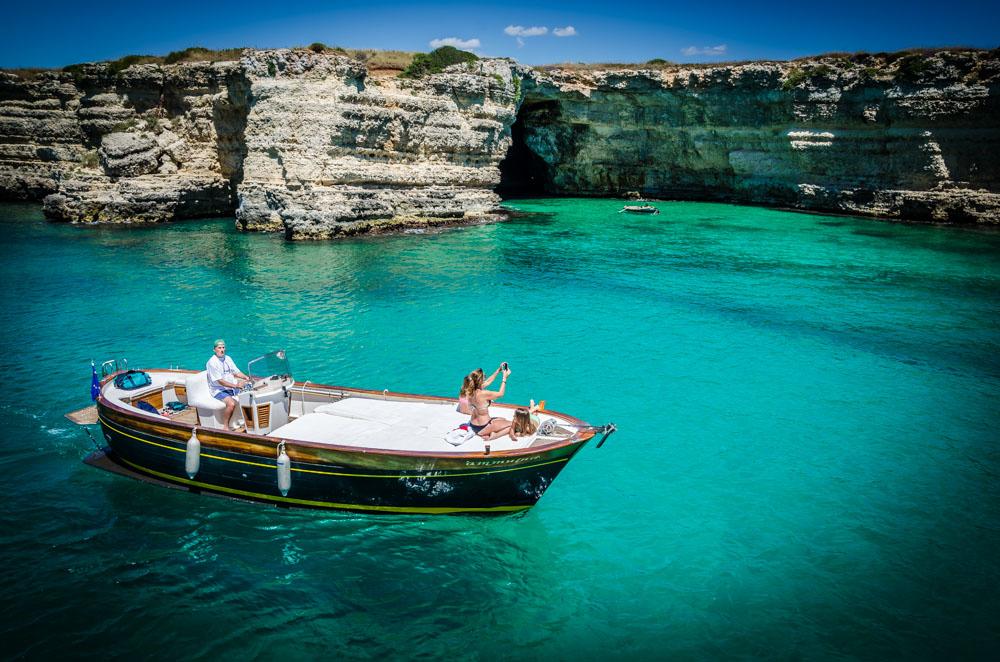 Otranto Küste