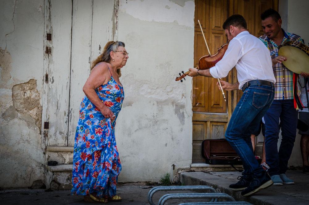 Pizzica Tanz