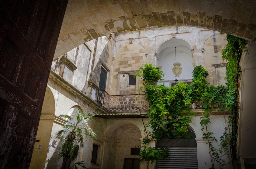 Cannole, Apulien