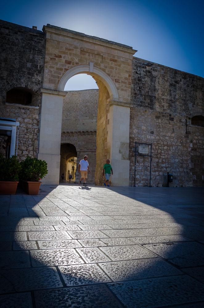 Otranto, Altstadt