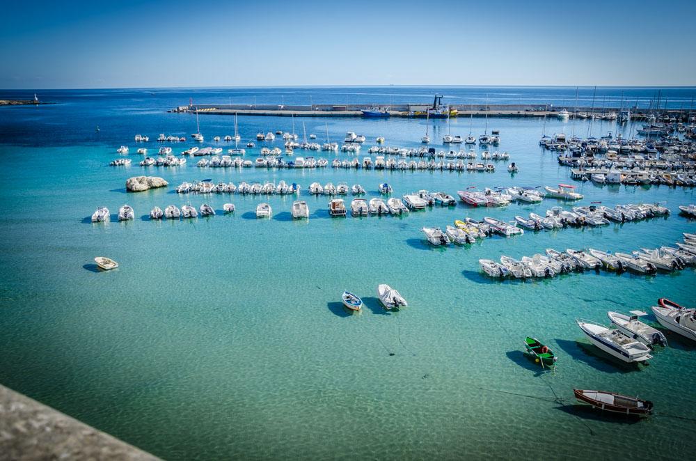 Otranto, Hafen