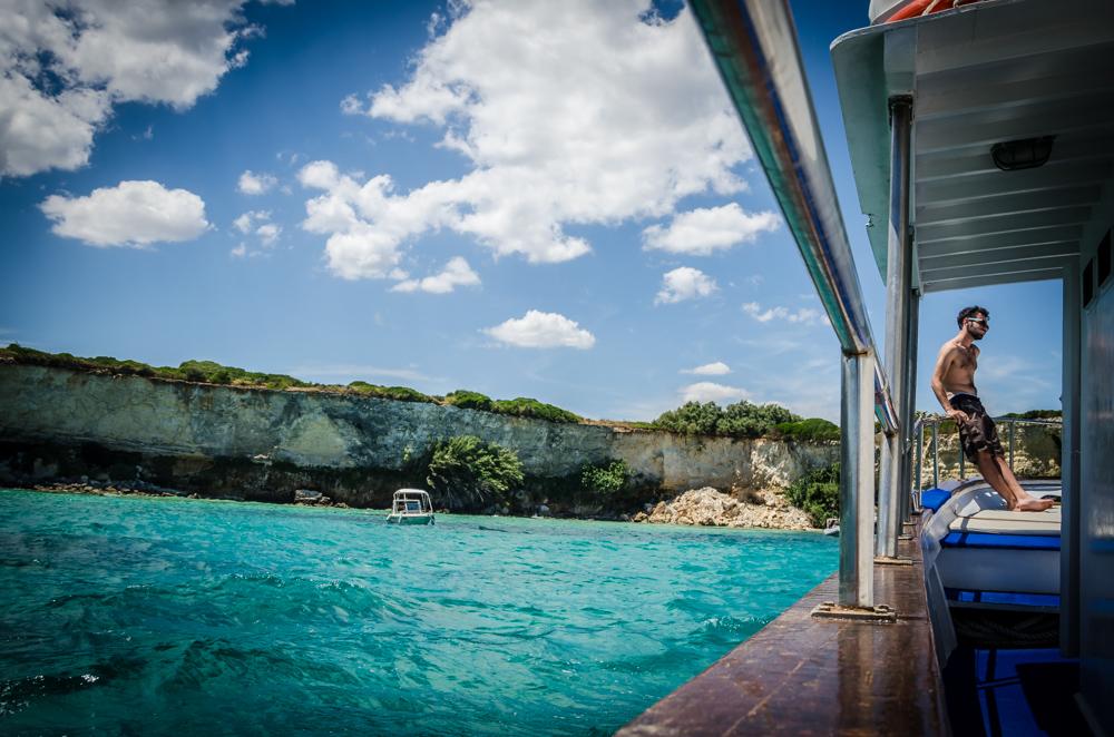 Küste Apulien