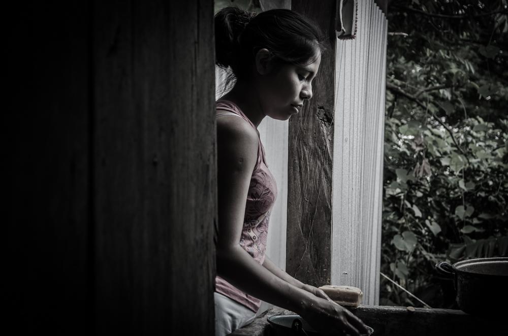 girl, Benito Juarez, Veracruz
