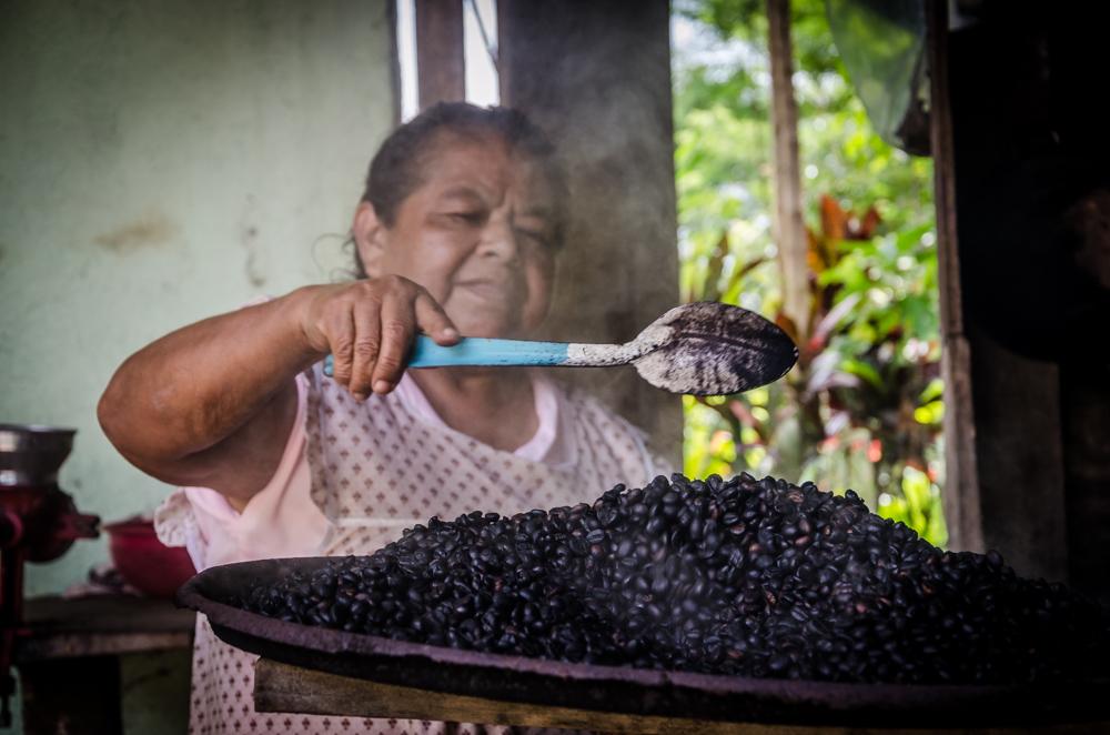 making coffee, Benito Juarez, Veracruz