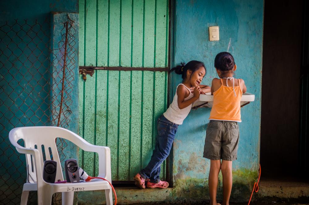 kids, Benito Juarez, Veracruz