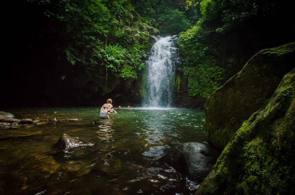 waterfall, Benito Juarez, Veracruz