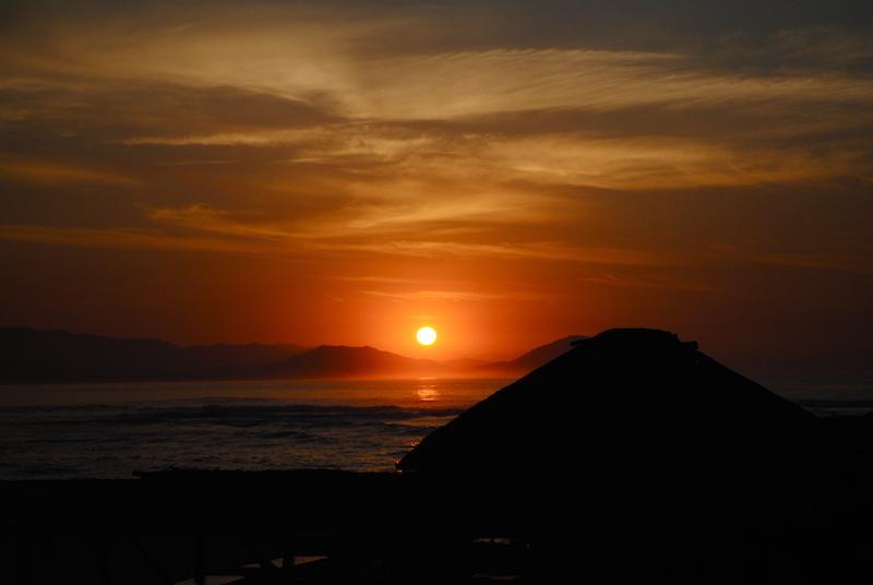 Sonnenaufgang Chacahua