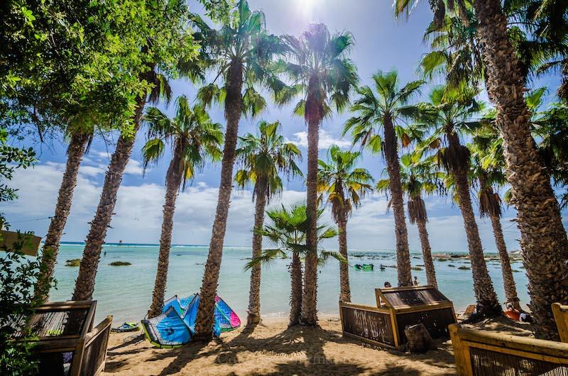 Sotavento Lagune, Fuerteventura