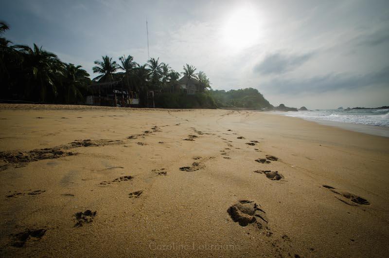 Mazunte Strand